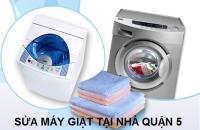 Sửa máy giặt tại quận 5