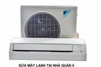 Sửa máy lạnh tại nhà quận 6