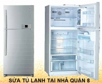 Sửa tủ lạnh tại quận 8
