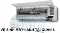 Dịch vụ vệ sinh máy lạnh tại quận 8