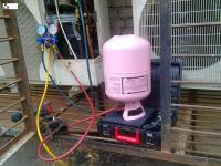 Nạp gas máy lạnh quận Tân Phú