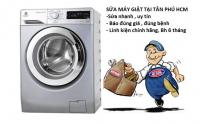 Sửa máy giặt tại nhà quận Tân Phú