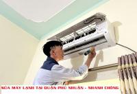 Sửa máy lạnh quận Phú Nhuận