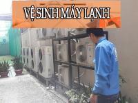 Dịch vụ vệ sinh máy lạnh quận 2