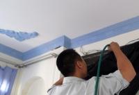 Vệ sinh máy lạnh đường Hoàng Hoa Thám quận Tân Bình