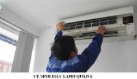 Dịch vụ vệ sinh máy lạnh tại nhà quận 6 uy tín